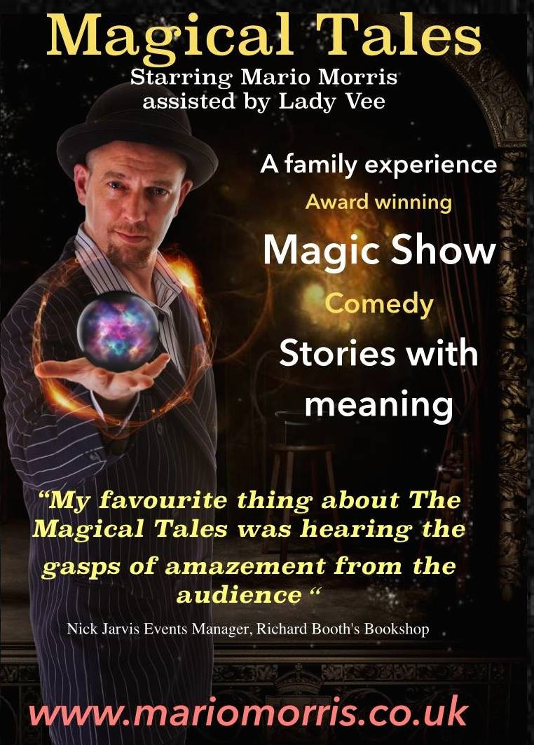 Mario Morris Magical Tales